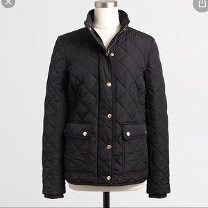 J. Crew Factory Quilted Jacket